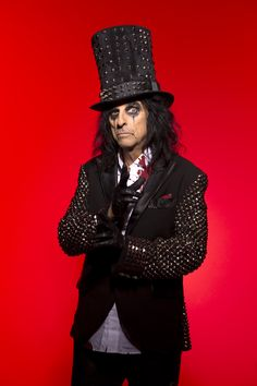 Rocker. Alice Cooper will be at Beau Rivage on Friday, June 8th at 8:00pm!!
