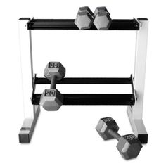CAP Barbell 150 lb. Hex Dumbbell Set with Rack - SDGS-150R