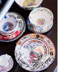 plates, Seletti
