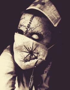 Creepy nurse