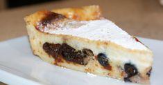 «Бретонский фар» — пирог с черносливом