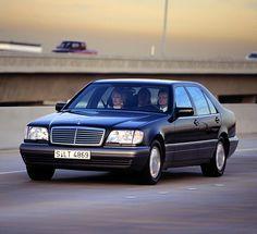 Mercedes-Benz S-Class W 140. - Mercedes-Benz
