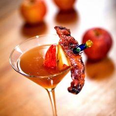 Make it: Bacon Martini (via @BrightNest)