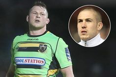 MIKE BROWN laid into legends  Lawrence Dallaglio and Austin Healey for sticking the boot into England captain Dylan Hartley. Hooker Hartley's poor type throughout Northampton's surprising droop this season led to the pair publicly questioning his credentials as Six Nations skipper.   Getty Pict...