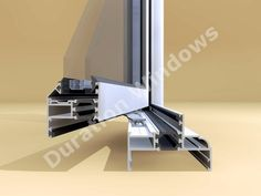 Smarts Alitherm 47 Windows   Frame, Sash & Bead Combinations   3D Visulisation - Duration Windows