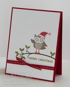 Jill's Card Creations: Owl Occasions -a Sneak Peek