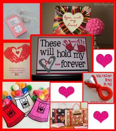 Top 10 Valentine's Day Crafts and Ideas