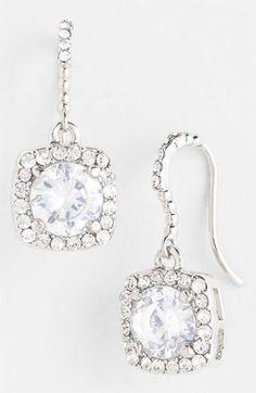 Nina 'Mirabella' Drop Earrings | Nordstrom #NordstromWeddings