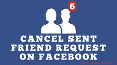 There's a way you can find out who hasn't accepted your Facebook friend request. You can also cancel friend requests that you had sent in the past.