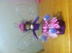 Sugar plum fairy craft