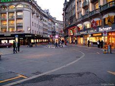 Schwanenplatz@Luzern, Switzerland