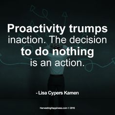 Excellent quote by our host Lisa Cypers Kamen