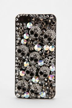 Bejeweled iPhone 5 Case #urbanoutfitters