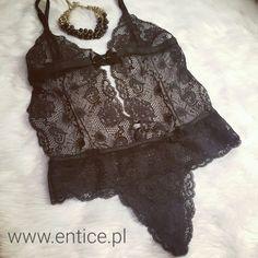Body DESIRE         Follow us on @entice.pl 😘  Visit us on www.entice.pl 👈