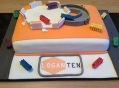Hexbug Cake - Cake by Carolyn