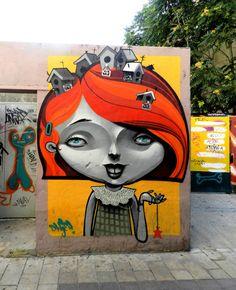 Zaragoza Street Art 5 - 2014