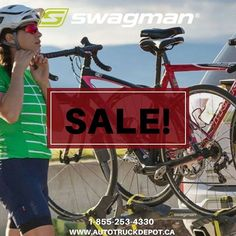Well it may not feel like it yet Spring is just around the corner! Jump into spring with the Swagman Sale at Auto Truck Depot! Swagman is one of the first companies world wide to design and market hitch style bike racks in British Columbia Canada. The companies pursuit has lead to various racks and mounts for various outdoor sports such as biking kayaking and skiing. Visit our website to see all of our Swagman products!