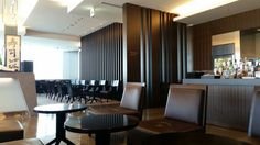 Japan Airlines First Class Lounge Tokyo Narita NRT review: Around The World - Everybody Hates A Tourist