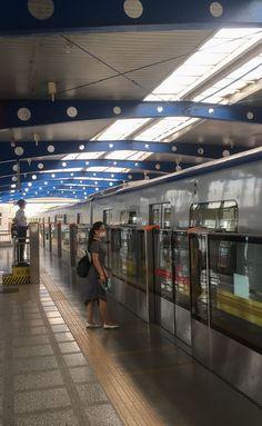 Mit der U-Bahn Peking und mit dem Bus in Peking kommst Du schnell voran. Tipps für Deine Reise, Tickets und Reiseberichte mit Erfahrungen findest Du im Reiseblog. #schienenreisen In China, Peking, Der Bus, U Bahn, China Travel, Craft Ideas, Great Wall Of China, Travel Report, Travel Advice