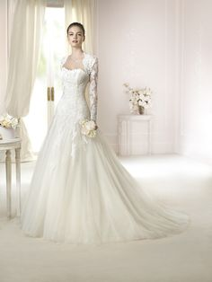 White One 2015 Brautkleid JAFIT-B