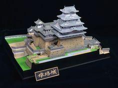 1/500 Himeji castle
