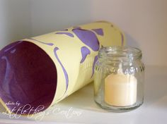 DIY Lantern Free-Printable Template for a Rapunzel Tangled theme party.