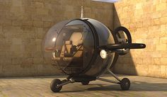 'Fly Commute' Helicopter Helps to Redesign The Urban Commute
