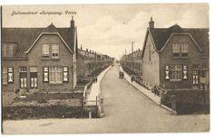 Murraystraat geworden na de annexatie met Rotterdam.