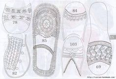 Learn To Crochet Cute Flower Slippers Crochet Shoes Pattern, Crochet Boots, Crochet Baby Shoes, Shoe Pattern, Crochet Slippers, Crochet Motif, Crochet Clothes, Crochet Designs, Crochet Stitches