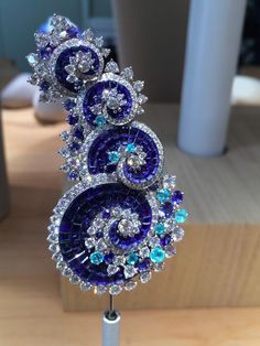 Seven Seas, the new high jewelry collection by Van Cleef and Arpels♥•♥•♥
