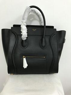 Celine MEDIUM LUGGAGE PHANTOM BAG IN SUPPLE CALFSKIN For sale at  http   www.bellavitamoda.com  hermes  hermesbirkin  h…  54afe937c881b