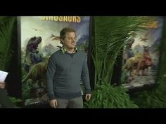 Walking with Dinosaurs: The Movie: Behind-the-Scenes NY Screening Footage --  -- http://www.movieweb.com/movie/walking-with-dinosaurs-the-movie/behind-the-scenes-ny-screening-footage