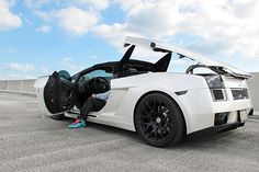 Awesome collection of ultimate super cars from antique to newest in town!