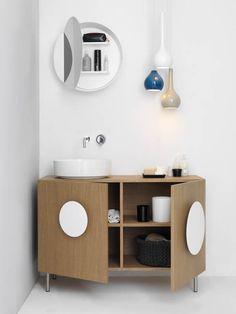 Bathroom, Bathroom Sink Cabinets And Vanities Modern Homes Interiors Pics Of Bathroom Designs: Interesting Bathroom Sink Cabinets and Vanities By Mist-O