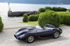 1956 Maserati 450 S Roadster 4502