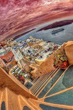 Santorini Greece ♚LadyLuxury♚