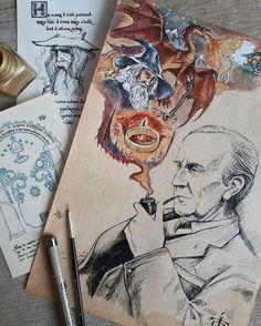 Tolkien - Technology in Healthcare Hobbit Art, O Hobbit, Jrr Tolkien, Baggins Bilbo, Thorin Oakenshield, Typographie Inspiration, Doodle Art, Winnie, Legolas