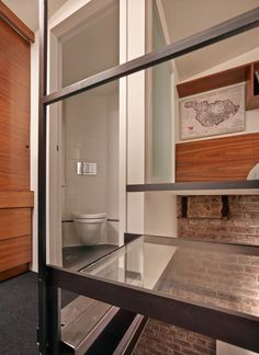 Red Brick Boiler Room Converted Into Tiny Guesthouse By Azevedo Design Small  Tiny House,