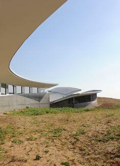 Baldwin Hills Scenic Overlook / Safdie Rabines Architects
