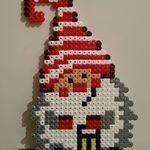 #photopearls #nabbi #hama #hamabeads #nabbibeads #gnome #gnomes #cute #beads #be... | Iconosquare