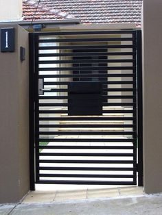 Gate Design Ideas - Get Inspired by photos of Gates from Australian Designers & Trade Professionals - Australia | hipages.com.au