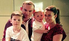'We are so happy & excited!' Coleen & Wayne Rooney having third child