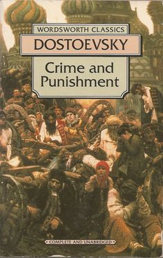 Crime and Punishment  is a novel by the Russian author Fyodor Dostoyevsky. It was first published in  1866.Crime and Punishment focuses on the mental anguish and moral dilemmas of Rodion Raskolnikov, an impoverished ex-student in St. Petersburg who formulates and executes a plan to kill an unscrupulous pawnbroker for her cash. Raskolnikov argues that with the pawnbroker's money he can perform good deeds to counterbalance the crime, while ridding the world of a worthless vermin