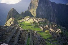 The Inca Trail of Peru. While there are many different Inca Trails you can take your journey on, the most popular by far are those that lead to Machu Picchu Machu Picchu, Places To Travel, Places To See, Travel Destinations, Trekking Holidays, South America Destinations, Peru Travel, Travel List, Exotic Places
