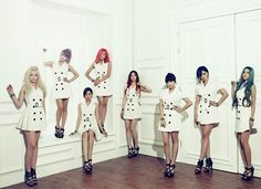 """T-ara releases MV for """"Day by Day"""""""