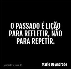 Frase de Mario De Andrade