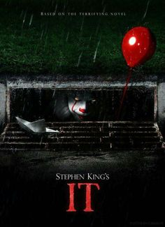 Stephen King's IT 2017. With all this hype, this movie better be exceptional.
