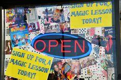 3434 W Greenway Rd, Phx, AZ 85053! Phx Az, Open Signs, Times Square, Empire, Magic, Entertaining, Fun, Travel, Viajes