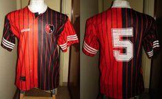 Newell's Old Boys Home football shirt 1996