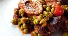 L'ossobuco con piselli è una ricetta classica della cucina lombarda. Un secondo piatto pieno di sapore. Io lo preparo così come me lo ha insegnato mamma!